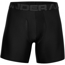 PACK OF 2 UNDER ARMOUR TECH 6IN BOXER SHORTS