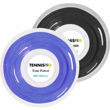 REEL TENNISPRO TOUR POWER (200 METERS)