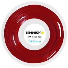 TENNISPRO TOUR RED (200 METRES) STRING REEL