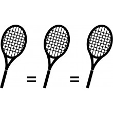 THE MATCHING OF 3 RACQUETS