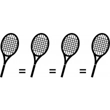THE MATCHING OF 4 RACQUETS
