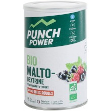 PUNCH POWER BIOMALTODEXTRINE RED BERRY (500G) ANTIOXIDANT - TUB