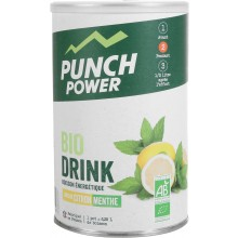 PUNCH POWER BIODRINK - LEMON/MINT (500 G) - TUB