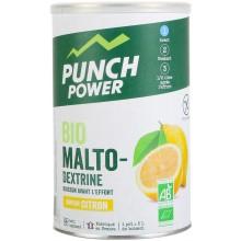 PUNCH POWER POT BIO MALTO-DEXTRINE LEMON PRE-WORKOUT (500 G)