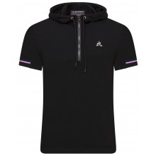 LE COQ SPORTIF TECH N T-SHIRT WITH HOOD