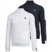 LE COQ SPORTIF ZIPPED TRICOLORE SAISON N°2 SWEAT TOP