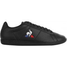 LE COQ SPORTIF COURTSET TRIPLE BLACK SHOES