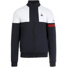 LE COQ SPORTIF ZIPPED TRICOLORE N°1 SWEAT TOP