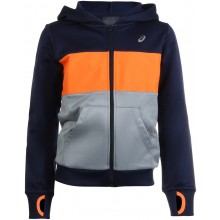 JUNIOR ASICS FLEECE FZ HOODIE