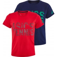 JUNIOR ASICS TENNIS GPX T-SHIRT