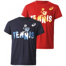 JUNIOR ASICS CLUB T-SHIRT