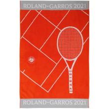 PLAYER BEACH TOWEL ROLAND GARROS 2021 102*178 CM