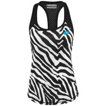 LOTTO PRINTED ZEBRA TANK TOP
