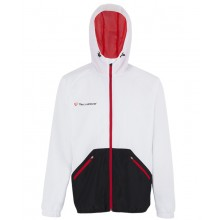 TECNIFIBRE HOODIE JACKET JUNIOR FLASH LIGHT CLUB