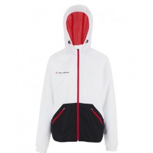 TECNIFIBRE HOODIE JACKET JUNIOR GIRLS FLASH LIGHT CLUB