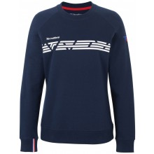 JUNIOR GIRLS' TECNIFIBRE SWEAT TOP