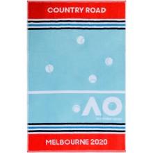 AUSTRALIAN OPEN 2020 59X90 CM GYM TOWEL