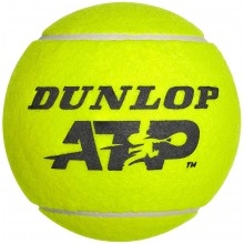 GIANT 9 BALL DUNLOP ATP YELLOW