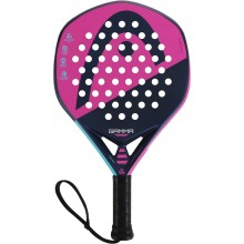 USED PADEL RACQUET: HEAD GRAPHENE 360 GAMMA MOTION