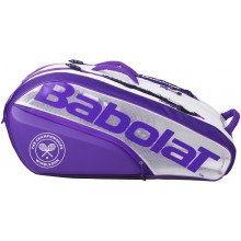 BABOLAT PURE WIMBLEDON 12 TENNIS BAG (NEW)