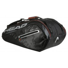 HEAD TOUR TEAM 12 TENNIS BAG