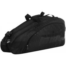 PRINCE FUTURE BLACK GLOSSY BAG