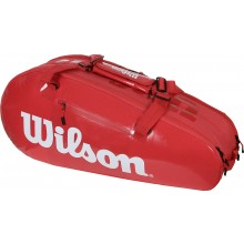 WILSON SUPER TOUR INFRARED 2 COMP SMALL TENNIS BAG