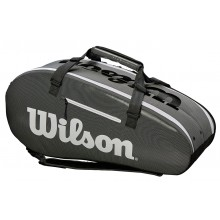 WILSON SUPER TOUR INFRARED 2 COMP LARGE TENNIS BAG