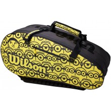 WILSON TOUR MINIONS 12 TENNIS BAG