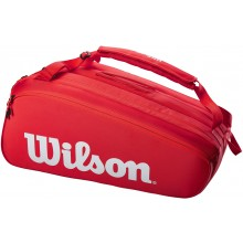 WILSON SUPER TOUR 15 RACQUETS BAG