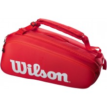 WILSON SUPER TOUR 9 RACQUETS BAG