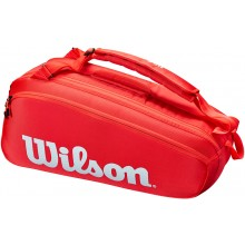 WILSON SUPER TOUR 6 RACQUET BAG