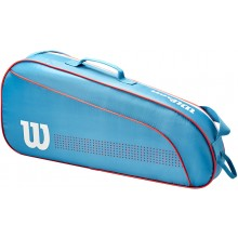 JUNIOR WILSON 3 RACQUETS BAG