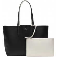 LACOSTE BAG TWO-TONE REVERSIBLE ANNA TOTE BAG