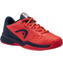 JUNIOR HEAD REVOLT PRO 3.5 CLAY COURT SHOES