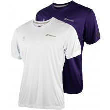 JUNIOR BABOLAT CREW NECK PERFORMANCE WIMBLEDON T-SHIRT