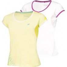 BABOLAT JUNIOR PERFORMANCE CAP SLEEVE T-SHIRT
