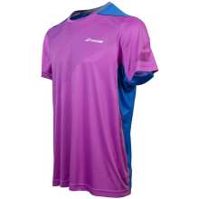 JUNIOR BABOLAT PERFORMANCE CREW NECK T-SHIRT