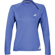 WOMEN'S BABOLAT PERFORMANCE 1/2 ZIPPED SWEATER