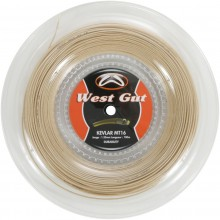 WEST GUT MT16 HYBRID KEVLAR (REEL - 100M) TENNIS STRING