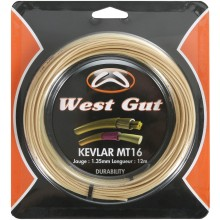 WEST GUT MT16 HYBRID KEVLAR TENNIS STRING (10M PACK)