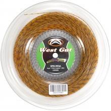 WEST GUT MT 66 SPIN TENNIS STRING (REEL - 200M)