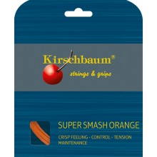 KIRSCHBAUM SUPER SMASH ORANGE (12 METRES) STRING PACK