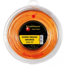 KIRSCHBAUM SUPER SMASH ORANGE (200 METRES) STRING REEL