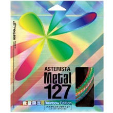 TOALSON ASTERISTA METAL 1.27 RAINBOW STRING PACK