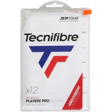 12 OVERGRIPS TECNIFIBRE PRO PLAYER ATP