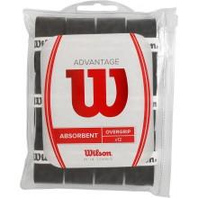 12 WILSON ADVANTAGE OVERGRIPS
