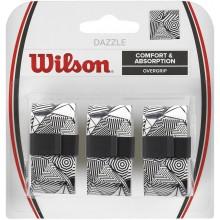WILSON DAZZLE OVERGRIPS