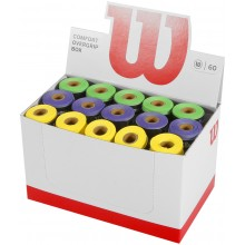 BOX OF 60 WILSON PRO OVERGRIPS