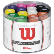 PACK OF 50 WILSON BOWL OVERGRIPS